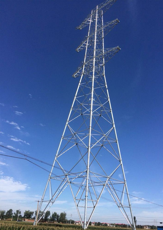 1000KV-Transmission-Line-Towers-from-Hengyu-to-Weifang